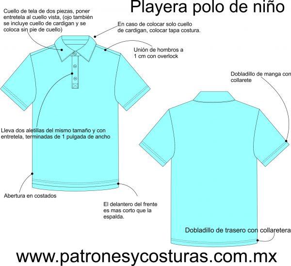PATRON PLAYERA POLO PDF DESCARGA
